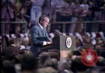 Image of President Nixon speech Jackson Mississippi USA, 1974, second 10 stock footage video 65675057301
