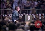 Image of President Nixon speech Jackson Mississippi USA, 1974, second 12 stock footage video 65675057301