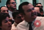 Image of President Nixon at Apollo 12 launch Florida United States USA, 1969, second 4 stock footage video 65675057313