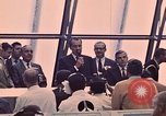 Image of President Nixon at Apollo 12 launch Florida United States USA, 1969, second 7 stock footage video 65675057314
