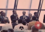 Image of President Nixon at Apollo 12 launch Florida United States USA, 1969, second 8 stock footage video 65675057314