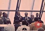 Image of President Nixon at Apollo 12 launch Florida United States USA, 1969, second 10 stock footage video 65675057314