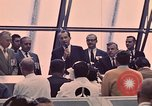 Image of President Nixon at Apollo 12 launch Florida United States USA, 1969, second 12 stock footage video 65675057314
