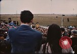 Image of President Nixon attending launch of Apollo 12 Cape Kennedy Florida USA, 1969, second 2 stock footage video 65675057317