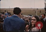 Image of President Nixon attending launch of Apollo 12 Cape Kennedy Florida USA, 1969, second 4 stock footage video 65675057317
