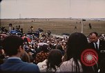 Image of President Nixon attending launch of Apollo 12 Cape Kennedy Florida USA, 1969, second 6 stock footage video 65675057317