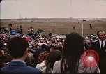 Image of President Nixon attending launch of Apollo 12 Cape Kennedy Florida USA, 1969, second 7 stock footage video 65675057317