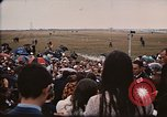 Image of President Nixon attending launch of Apollo 12 Cape Kennedy Florida USA, 1969, second 9 stock footage video 65675057317
