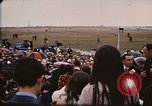 Image of President Nixon attending launch of Apollo 12 Cape Kennedy Florida USA, 1969, second 10 stock footage video 65675057317