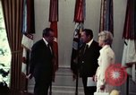 Image of President Richard Nixon Washington DC USA, 1973, second 2 stock footage video 65675057322