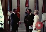 Image of President Richard Nixon Washington DC USA, 1973, second 3 stock footage video 65675057322