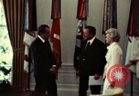 Image of President Richard Nixon Washington DC USA, 1973, second 4 stock footage video 65675057322