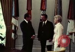 Image of President Richard Nixon Washington DC USA, 1973, second 5 stock footage video 65675057322