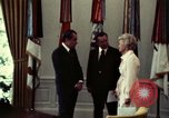 Image of President Richard Nixon Washington DC USA, 1973, second 6 stock footage video 65675057322