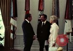 Image of President Richard Nixon Washington DC USA, 1973, second 8 stock footage video 65675057322