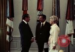 Image of President Richard Nixon Washington DC USA, 1973, second 9 stock footage video 65675057322