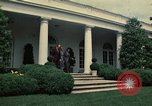 Image of President Richard Nixon Washington DC USA, 1973, second 3 stock footage video 65675057323