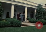 Image of President Richard Nixon Washington DC USA, 1973, second 5 stock footage video 65675057323