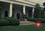 Image of President Richard Nixon Washington DC USA, 1973, second 7 stock footage video 65675057323