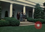 Image of President Richard Nixon Washington DC USA, 1973, second 8 stock footage video 65675057323