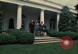 Image of President Richard Nixon Washington DC USA, 1973, second 9 stock footage video 65675057323