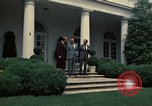 Image of President Richard Nixon Washington DC USA, 1973, second 10 stock footage video 65675057323