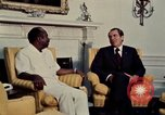 Image of President Richard Nixon Washington DC USA, 1973, second 2 stock footage video 65675057326
