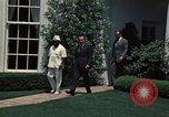 Image of President Richard Nixon Washington DC USA, 1973, second 4 stock footage video 65675057327