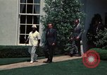 Image of President Richard Nixon Washington DC USA, 1973, second 5 stock footage video 65675057327