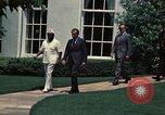 Image of President Richard Nixon Washington DC USA, 1973, second 7 stock footage video 65675057327