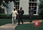 Image of President Richard Nixon Washington DC USA, 1973, second 8 stock footage video 65675057327