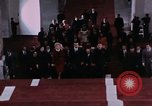 Image of Nixon greets Enlai Beijing China, 1972, second 11 stock footage video 65675057337