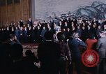 Image of Delegation photo Beijing China, 1972, second 2 stock footage video 65675057338
