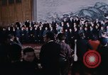 Image of Delegation photo Beijing China, 1972, second 4 stock footage video 65675057338