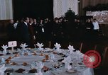 Image of Nixon and Enlai dine Beijing China, 1972, second 3 stock footage video 65675057339