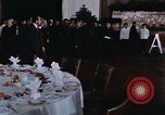 Image of Nixon and Enlai dine Beijing China, 1972, second 4 stock footage video 65675057339