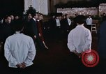Image of Nixon and Enlai dine Beijing China, 1972, second 7 stock footage video 65675057339