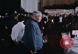 Image of Nixon and Enlai dine Beijing China, 1972, second 9 stock footage video 65675057339
