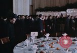 Image of Nixon and Enlai dine Beijing China, 1972, second 11 stock footage video 65675057339