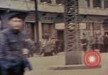 Image of Busy roads in Beijing Beijing China, 1972, second 10 stock footage video 65675057352
