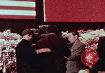 Image of Nixon and Enlai banquet Shanghai China, 1972, second 6 stock footage video 65675057355