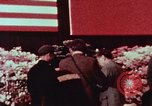 Image of Nixon and Enlai banquet Shanghai China, 1972, second 7 stock footage video 65675057355