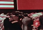 Image of Nixon and Enlai banquet Shanghai China, 1972, second 9 stock footage video 65675057355