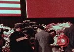 Image of Nixon and Enlai banquet Shanghai China, 1972, second 10 stock footage video 65675057355