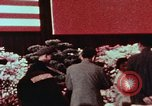 Image of Nixon and Enlai banquet Shanghai China, 1972, second 11 stock footage video 65675057355