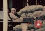 Image of Nixon motorcade Beijing China, 1972, second 2 stock footage video 65675057358