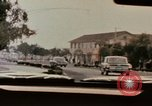 Image of Nixon motorcade Hangchow China, 1972, second 4 stock footage video 65675057362