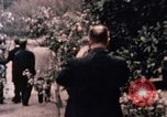 Image of Nixon and Enlai Hangchow China, 1972, second 2 stock footage video 65675057363