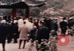 Image of Nixon and Enlai Hangchow China, 1972, second 4 stock footage video 65675057363