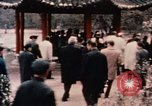 Image of Nixon and Enlai Hangchow China, 1972, second 5 stock footage video 65675057363